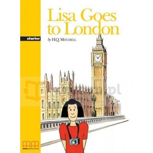 Książki do nauki języka, Lisa Goes to London SB (opr. miękka)