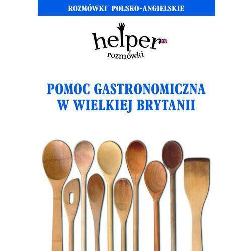 Książki do nauki języka, Pomoc gastronomiczna w Wielkiej Brytanii (opr. kartonowa)