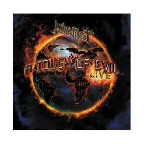 Metal, Judas Priest - A Touch Of Evil - Live