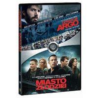 Thrillery, Affleck 2 Pack: Operacja Argo/Miasto Złodziei (2 DVD) Argo/The Town