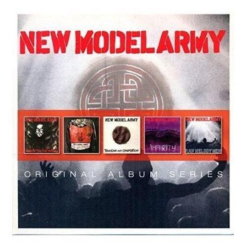 Pozostała muzyka rozrywkowa, Original Album Series - New Model Army (Płyta CD)