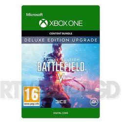 Battlefield V - Upgrade do Edycji Deluxe [kod aktywacyjny] Xbox One