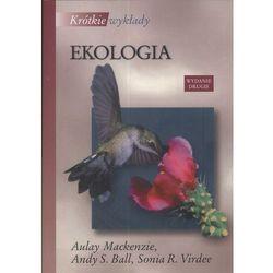 Krótkie wykłady Ekologia (opr. miękka)