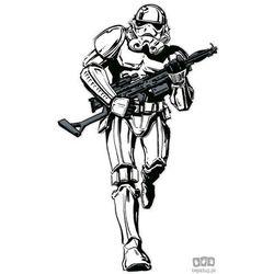 Naklejka Star Wars Stormtrooper 100356