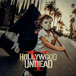 Five (Winyl) - Hollywood Undead DARMOWA DOSTAWA KIOSK RUCHU