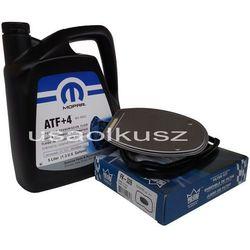 Olej MOPAR ATF+4 oraz filtr automatycznej skrzyni biegów NAG1 Dodge Magnum