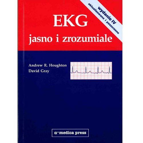 Książki medyczne, EKG jasno i zrozumiale (opr. miękka)