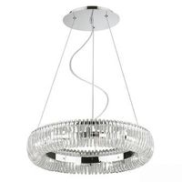 Lampy sufitowe, Ideal Lux 59570 - Lampa wisząca QUASAR SP10 10xG9/40W/230V