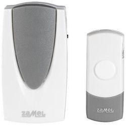 Dzwonek bezprzewodowy Zamel Foxtrot bezprzewodowy na baterię zasięg 60m ST-925