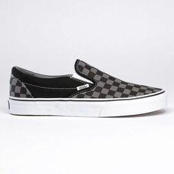 buty VANS - Vans Classic Slip-On black pewter checkerboard (BPJ) rozmiar: 40.5