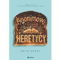 Literatura kobieca, obyczajowa, romanse, Anonimowi Heretycy (opr. broszurowa)