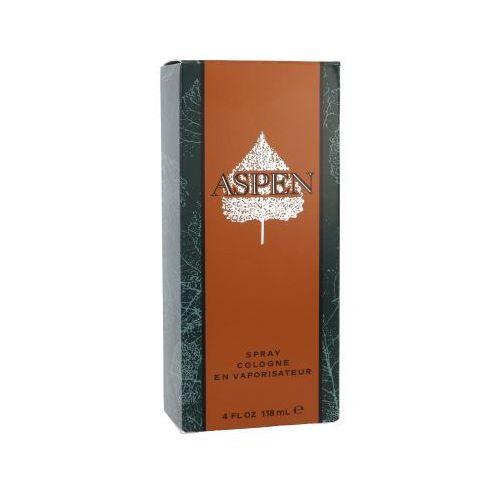 Wody kolońskie męskie, Aspen Aspen woda kolońska 118 ml dla mężczyzn