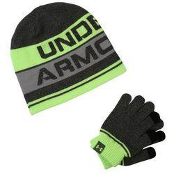 Under Armour COMBO 2.0 SET Rękawiczki pięciopalcowe anthracite