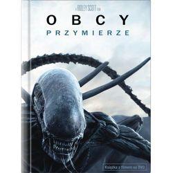 Obcy: Przymierze (DVD) + Książka
