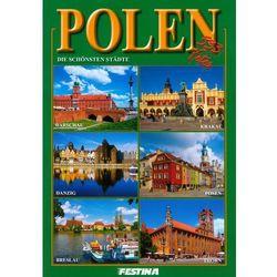 Polska najpiękniejsze miasta (opr. broszurowa)