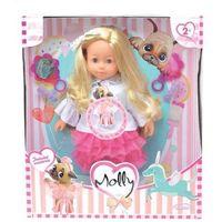 Lalki dla dzieci, Smily Lalka Molly 50 słów