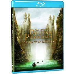 WŁADCA PIERŚCIENI: DRUŻYNA PIERŚCIENIA EDYCJA ROZSZERZONA (WYDANIE 5 DYSKÓW) GALAPAGOS Films 7321999322564