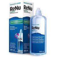 Płyny pielęgnacyjne do soczewek, Płyn ReNu MultiPlus 2 x 360 ml