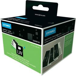 Etykiety do drukarek etykiet DYMO S0929100, 89 x 51 mm, Karty z przypomniami, Wizytówki, biały