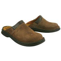 JOSEF SEIBEL 10663 MAX brasil duża stopa, klapki męskie, rozmiary: 48-49 - Brązowy
