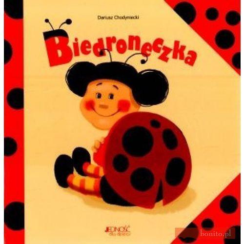 Książki dla dzieci, Biedroneczka (opr. twarda)