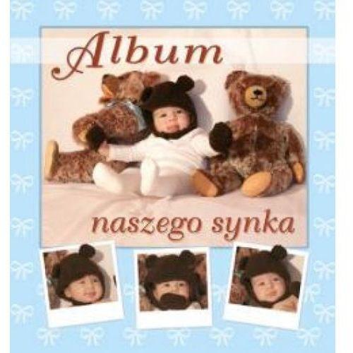 Albumy, Album naszego synka (opr. twarda)