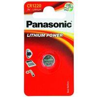 Baterie, Panasonic Bateria litowa CR1220 3V 5091