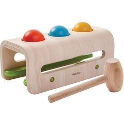 Plan Toys warsztat z młotkiem i kulkami - BEZPŁATNY ODBIÓR: WROCŁAW!