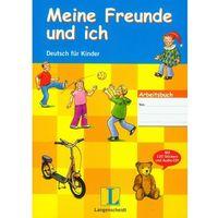 Książki do nauki języka, Meine Freunde und Ich. Ćwiczenia + Naklejki + CD (opr. miękka)