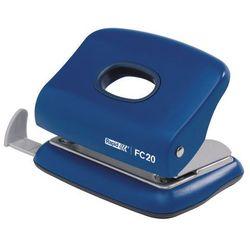 Dziurkacz mini Rapid Fashion FC20 23256401 - niebieski