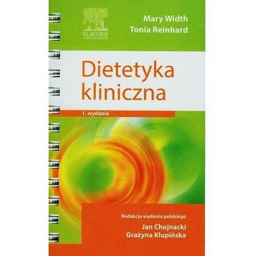 Książki medyczne, Dietetyka kliniczna (opr. miękka)