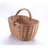 Koszyki, Kosz wiklinowy zakupowy sadzeniak