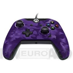 Kontroler PDP Deluxe Camo Purple do Xbox One
