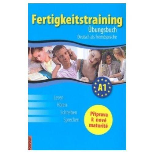 Książki do nauki języka, Fertigkeitstraining A1 (opr. miękka)