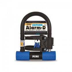 OXFORD BLOKADA D-LOCK Z ALARMEM MODEL ALARM-D