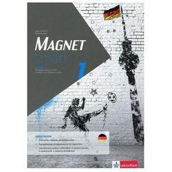 Magnet smart 1 Smartbook + DVD Rozszerzony zeszyt ćwiczeń z interaktywnym pakietem ucznia