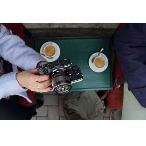 Aparaty kompaktowe, Canon EOS M3