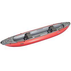 GUMOTEX Palava 400 Kajak szary/czerwony 2018 Kajaki i canoe Przy złożeniu zamówienia do godziny 16 ( od Pon. do Pt., wszystkie metody płatności z wyjątkiem przelewu bankowego), wysyłka odbędzie się tego samego dnia.