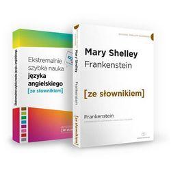 Frankenstein / Ekstremalnie szybka nauka języka angielskiego. Pakiet - książka