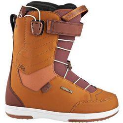 buty snowboardowe DEELUXE - RAY Lara CF brown (9220)