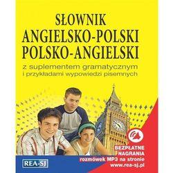 Słownik angielsko-polski / polsko-angielski z suplementem gramatycznym (opr. miękka)
