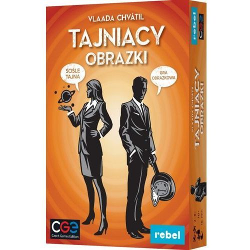 Gry dla dzieci, Tajniacy: Obrazki - REBEL.pl