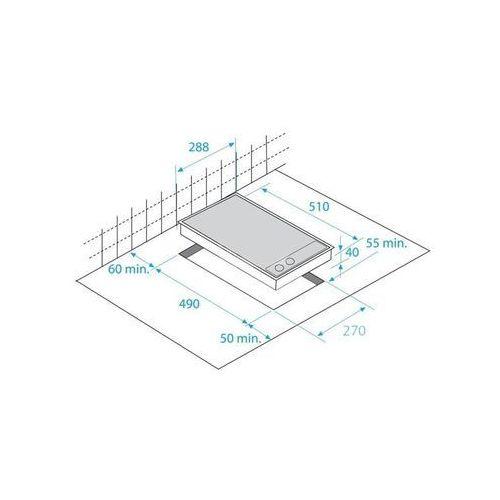 Płyty indukcyjne, Beko HDMI32400DTX