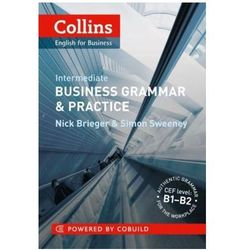 Collins Business Grammar & Practice Intermediate (opr. miękka)