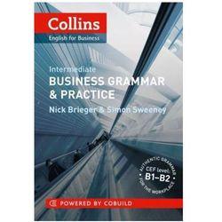 Collins Business Grammar & Practice Intermediate (opr. miękka)