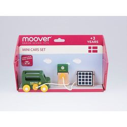 Samochód elektryczny Moover