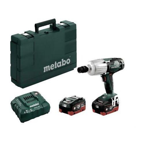 Klucze udarowe, Metabo SSW 18 LTX 600