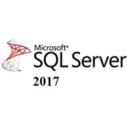 Microsoft SQL Server 2017 Standard + 5 User Cals