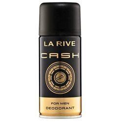 La Rive for Men Cash Dezodorant spray 150 ml