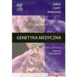 Genetyka medyczna (opr. miękka)